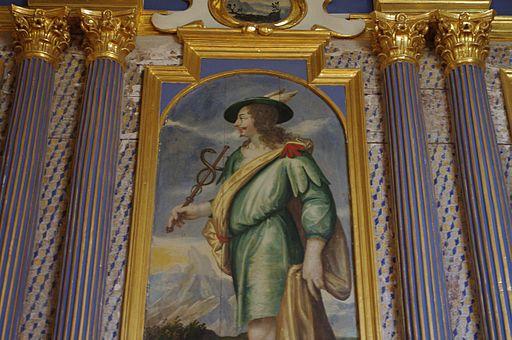 Château_dOiron_cabinet_des_muses_Mercure