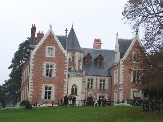 Clos Lucé mansion